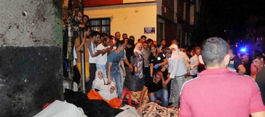 Niño perpetró atentado con bomba que dejó 51 muertos en Turquía
