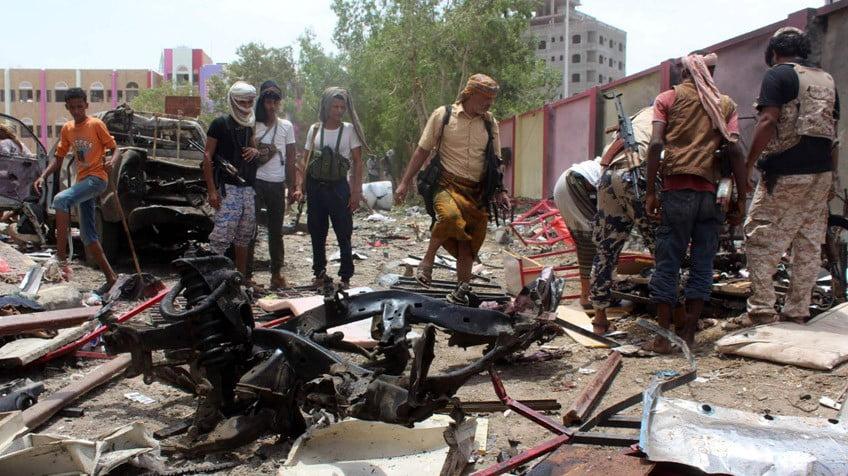 Al menos 54 reclutas en el sur de yemen voces del periodista diario