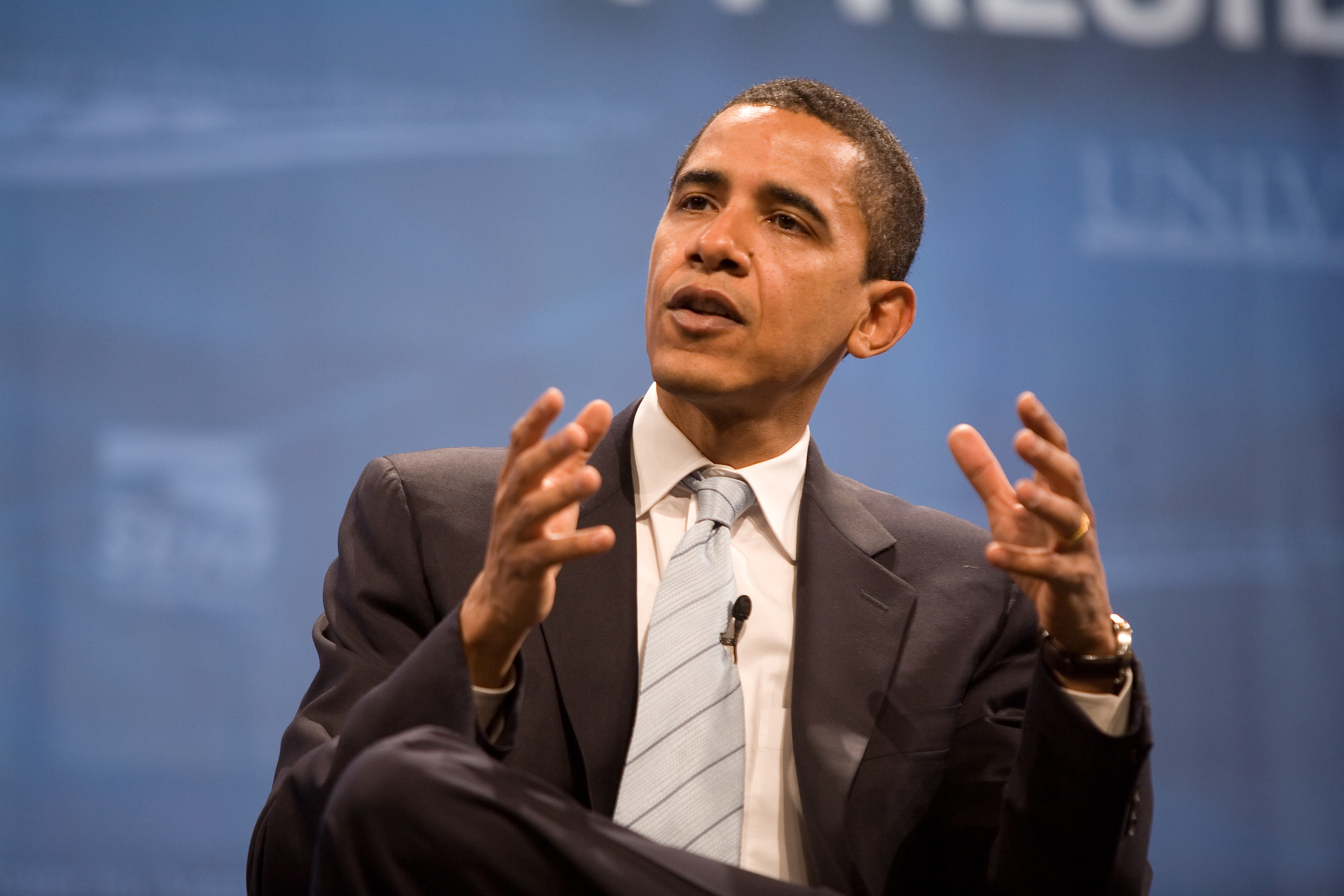 """Obama: Trump """"no está preparado para ser presidente"""""""