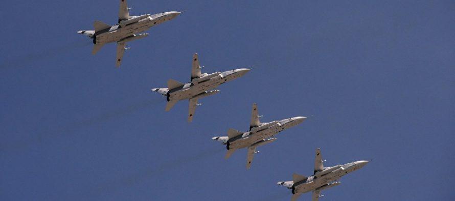 Aviones rusos despegan de Irán para atacar reductos del EI en Siria