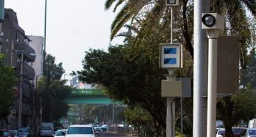 Más de 3 mil 300 infracciones de tránsito se cometen al día en la CDMX: Hiram Almeida