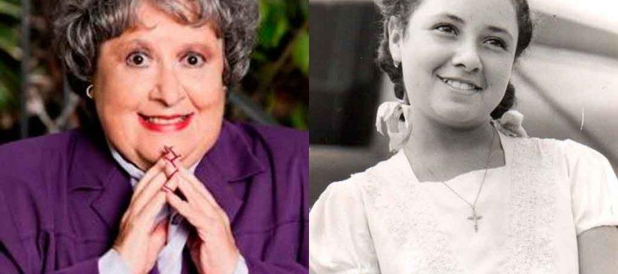 """Falleció la actriz Evita Muñoz """"Chachita"""" a los 79 años"""