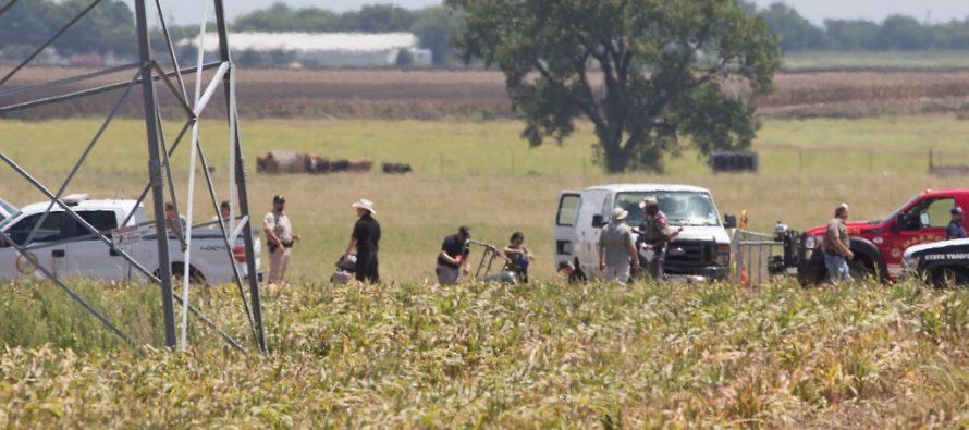 Investigan al piloto del globo que cayó en Texas causando 16 muertos