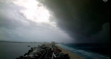 Earl se degrada de huracán a tormenta tropical tras tocar tierra en Belice