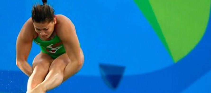 La clavadista Dolores Hernández avanza a semifinales en trampolín de tres metros