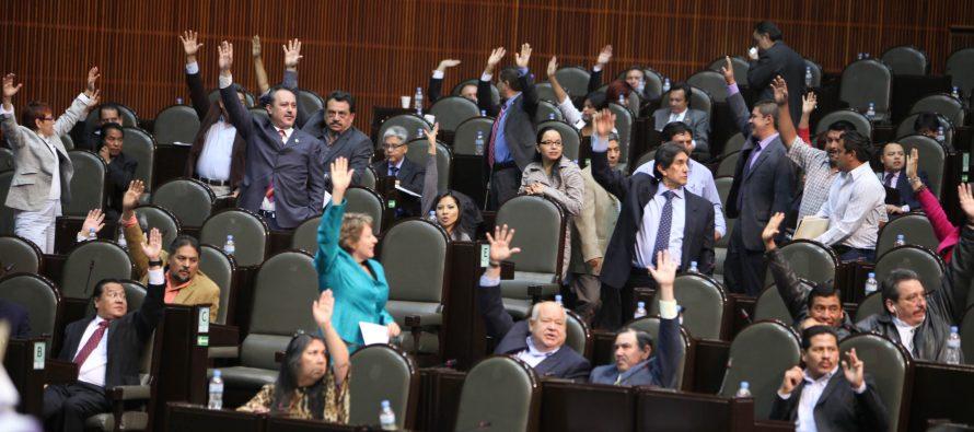 Legisladores gastan 1.9 millones de pesos en sesiones plenarias