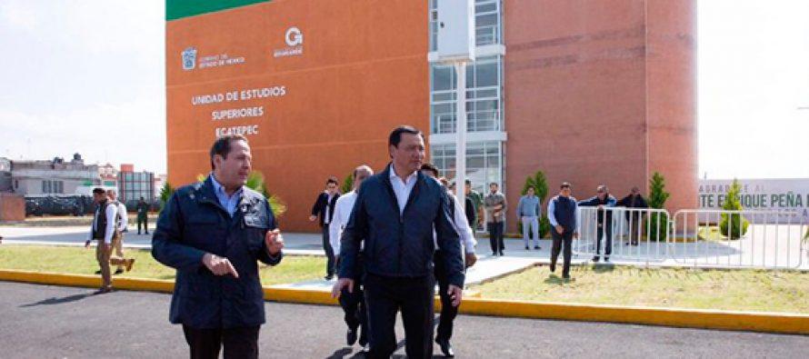 Autoridades ponen en marcha el Plan Integral Ecatepec Seguro