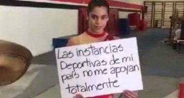 Gimnastas mexicanas piden apoyo en YouTube para ir a los Panamericanos