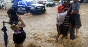 Segob declara emergencia en zona de cuatro municipios de Guerrero