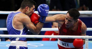 El 'Chino' Rodríguez avanza a cuartos de final en boxeo en los JO de Río