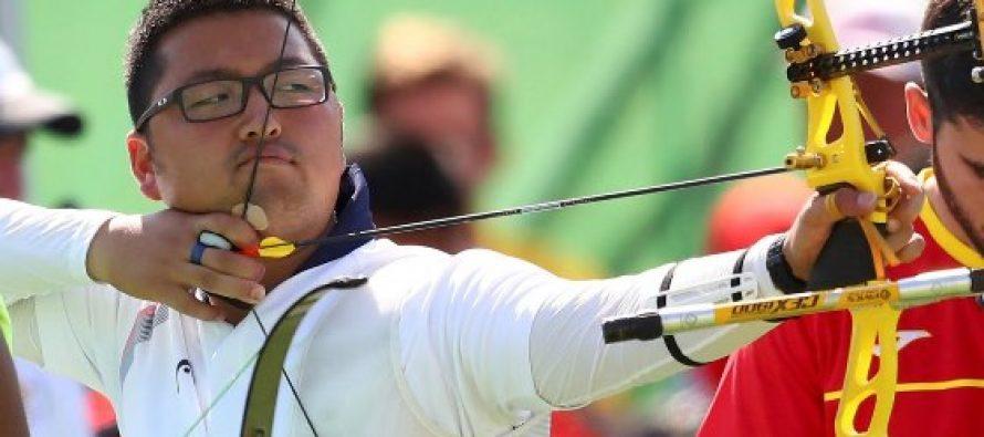 Arquero surcoreano impone récord mundial en los JO de Río 2016