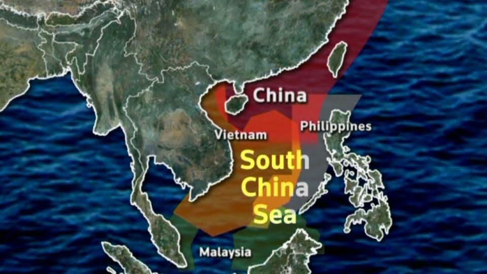 3007BO-ASIA-SOUTH_CHINA_SEA_O_ NO ACCESS CHINA