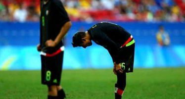 Se quedan en el camino, intentos de ganar medalla de deportistas mexicanos