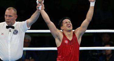 Boxeador Misael Rodríguez asegura la primera medalla para México en Río
