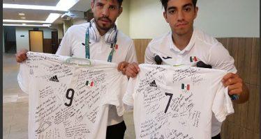 Caro triunfo de 5-1 del Tri ante Fiji, debido a la baja de Peralta y Pizarro