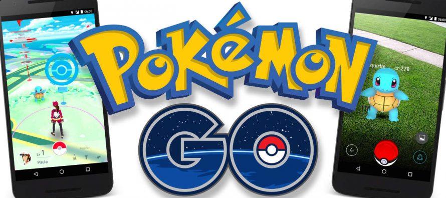 Por fin llega a México la aplicación oficial de Pokémon Go