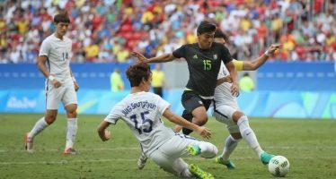 Selección mexicana pierde 1-0 ante Corea y es eliminada del torneo de los JO