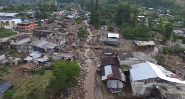 Ya son 35 los muertos en la Sierra de Puebla por los efectos de Earl