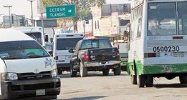 Bandas cobran cuotas de extorsión a microbuses en Tláhuac e Iztapalapa