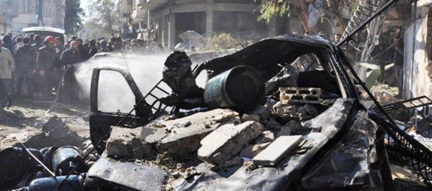 Auto bomba estalla en la embajada china de Kirguistán
