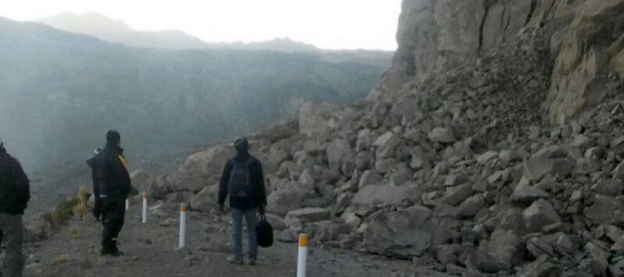 Sismo de 5.2 grados causa al menos 9 muertos en Arequipa, Perú