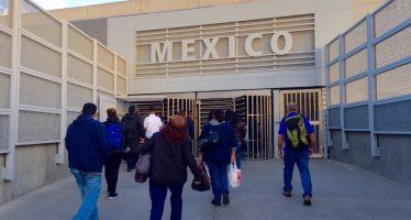 Detienen en Tijuana a hombre que llevaba a un niño muerto en el equipaje