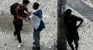 Asaltos en calles y playas de Brasil, el pan de cada día en los JO de Río