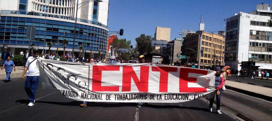 Miembros del sector empresarial presentarán denuncia colectiva contra la CNTE