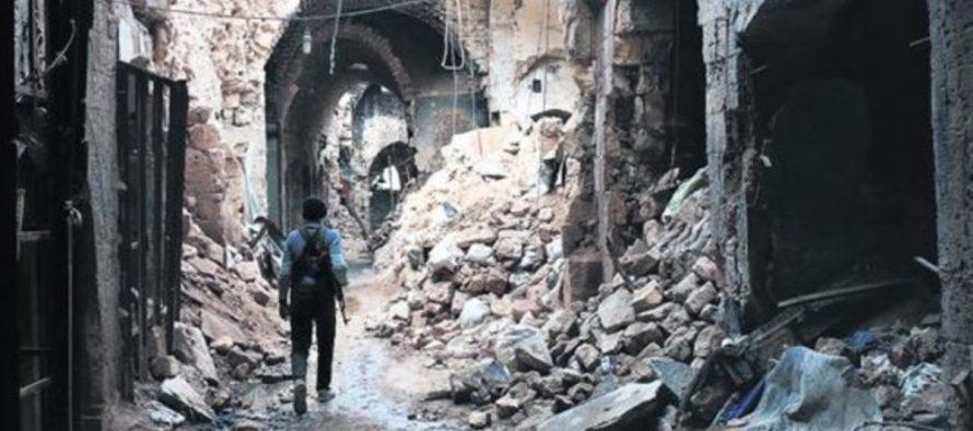 Mueren 52 entre rebeldes y soldados del régimen en Alepo
