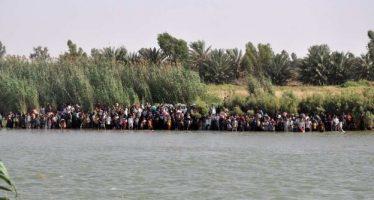 Más de tres mil iraquíes que huían de Kirkuk han sido secuestrados por el Estado Islámico
