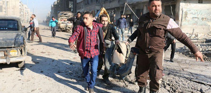 Acuerdan tregua en el norte de Siria, entre ejército y combatientes kurdos