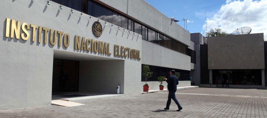 INE pedirá presupuesto de más de 15 mil mdp para ejercicio del próximo año