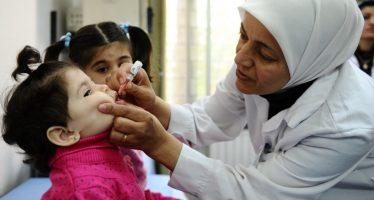 Llega a Siria cargamento de vacunas polivalentes cubanas