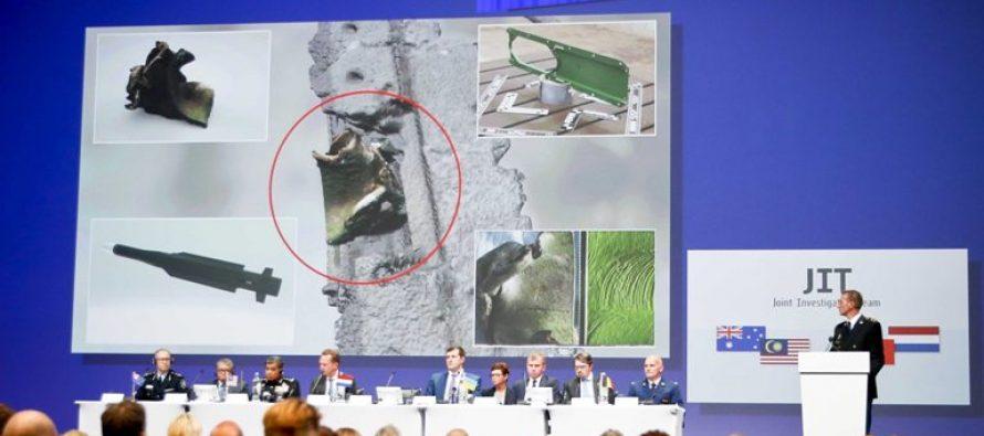 Avión de Malasia fue derribado por misil de origen ruso, señala investigación