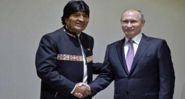 Rusia y Bolivia suscriben en Kúbinka acuerdo de cooperación militar