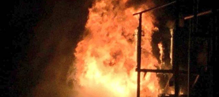 Incendio destruye planta eléctrica de FPL en Dania Beach