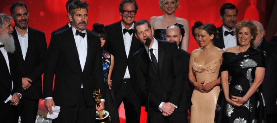 Juego de Tronos predomina en la entrega de premios Emmy