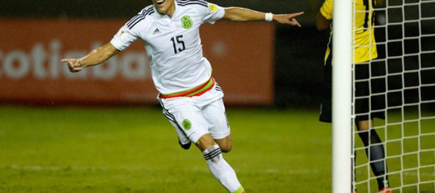 Selección mexicana gana 3 a 1 a similar del Salvador
