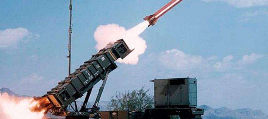 Corea del Norte lanzó tres misiles balísticos