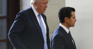 Diputados solicitarán informe a la SRE sobre la visita de Trump a México