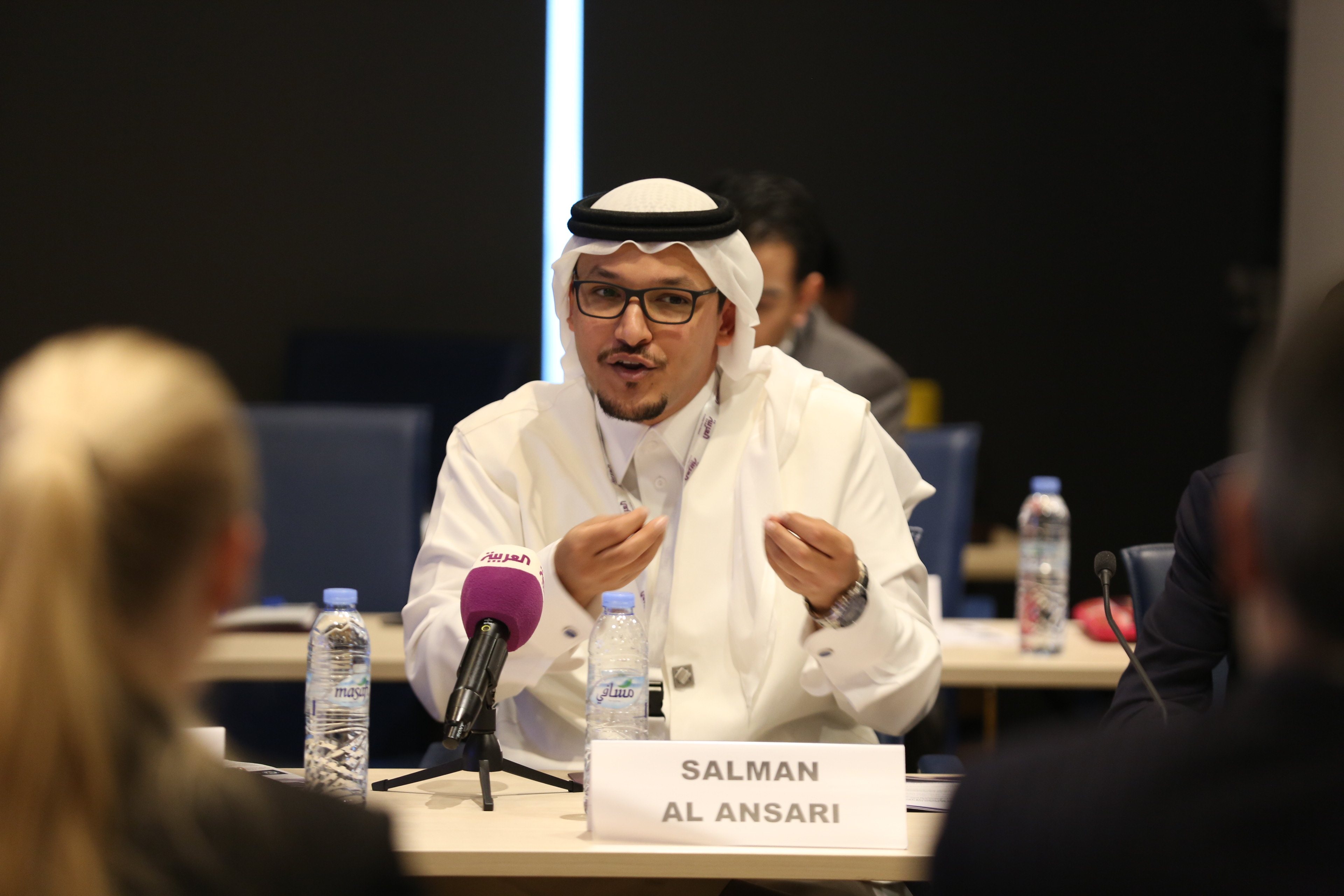 Salman al Ansari