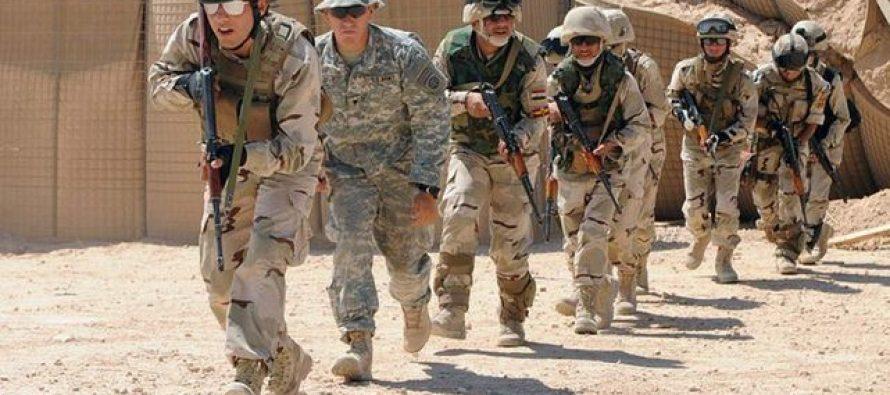 EU enviará 600 soldados adicionales a Irak para recuperar Mosul