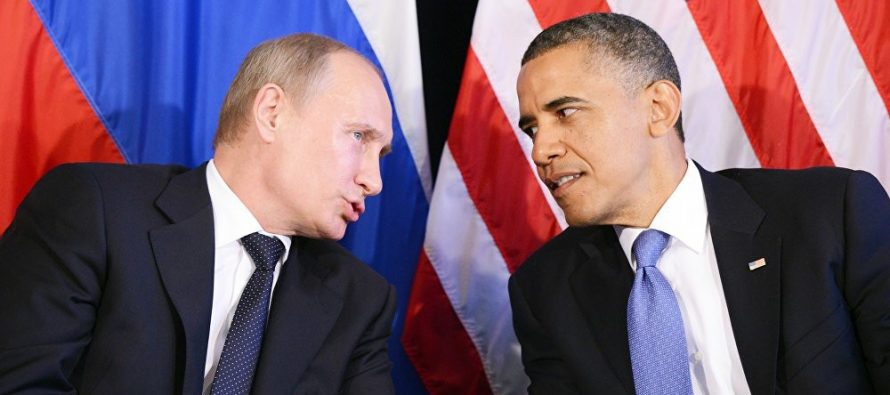 Reunión de Obama y Putin en China; hablan sobre Siria y ciberseguridad