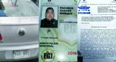 Banda de falsos agentes policíacos opera en los límites de la Miguel Hidalgo