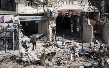 Ejército sirio volverá a atacar con bombas a rebeldes en Alepo