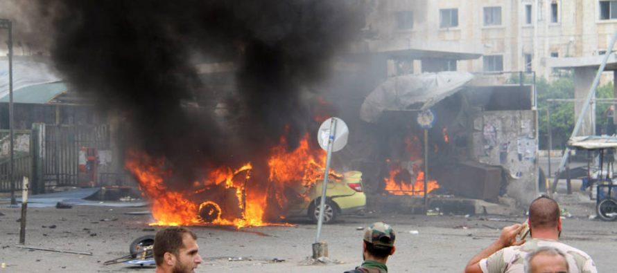 Atentados en distintas partes de Siria dejan un total de 50 muertos