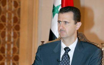 Assad nombra a nuevo ministro de Defensa de Siria