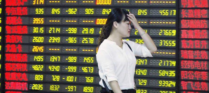 Desplome de las bolsas de Asia-Pacífico por crisis del Deutsche Bank