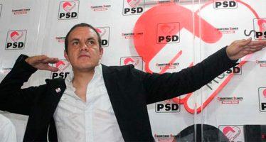 INE cita a Cuauhtémoc Blanco y Socialdemócratas sobre pago millonario al Cuau