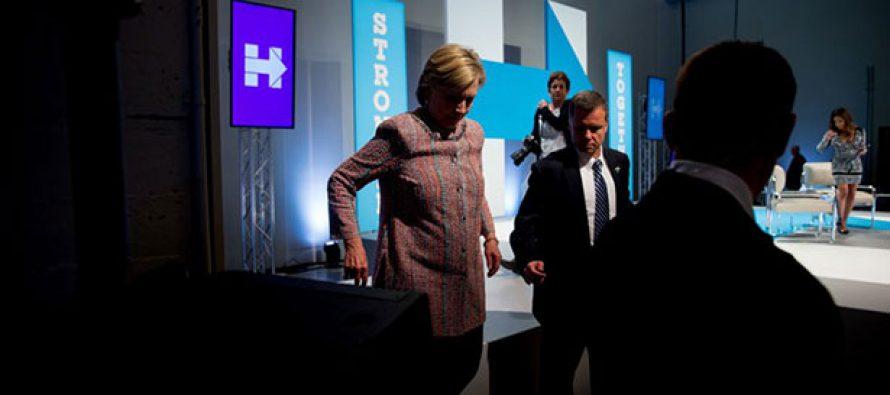 Aclaran que Hillary Clinton no sufrió derrames cerebrales; retomará su campaña